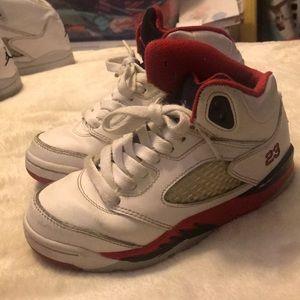 Jordan fire red